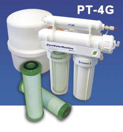 Vertex PT-4G Green RO System